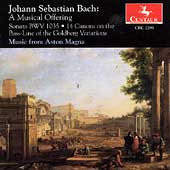 J.S. Bach: A Musical Offering, etc / Aston Magna