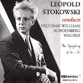 Leopold Stokowski conducts Vaughan Williams, et al
