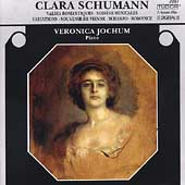C. Schumann: Valses romantiques, et al / Veronica Jochum