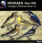 Messiaen: Catalogue d'Oiseaux Books 4-6