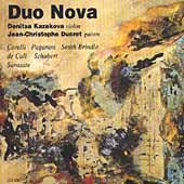 Corelli, Brindle, de Call, Schubert, et al / Duo Nova