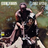 Eddie Harris: Free Speech [Limited Edition] [Remastered]