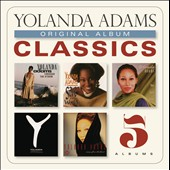 Yolanda Adams: Original Album Classics [Box] *