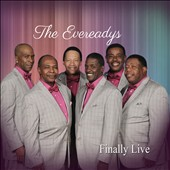 The Evereadys: Finally Live [DVD]