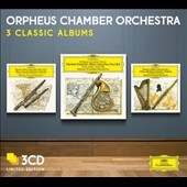 Opheus Chamber Orchestra: 3 Classic Albums - Mozart: The Concertos for Wind Instruments / Charles Neidich; David Jolley; William Purvis; Randall Wolfgang; Frank Morelli; Susan Palma; Nancy Allen