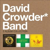 David Crowder Band/David Crowder: 3 Album Collection: Church Music/Remedy/A Collision [Box] *