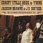 Crosby, Stills, Nash & Young/David Crosby/Graham Nash/Neil Young/Stephen Stills: The  California Hungerton Benefit 1988