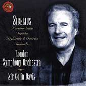 Sibelius: Karelia Suite, Tapiola, etc / Davis, London SO