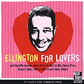 Various Artists: Ellington For Lovers: Duke's Most Romantic Songs