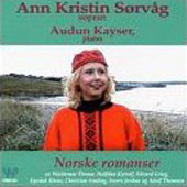Norwegian Romances / Ann Kristian Sorvag, Audun Kayser