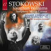 Vaughan Williams: Symphony no 4 / Stokowski, NBC SO