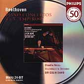 Philips 50 - Beethoven: Piano Concertos 4 & 5 / Arrau, et al