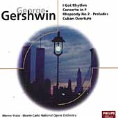 Eloquence - Gershwin: Concerto in F, etc / Haas, et al