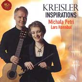 Inspirations - Kreisler, Schubert, et al / Petri, Hannibal
