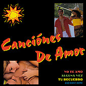 Various Artists: Canciones de Amor [Intercontinental]