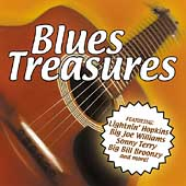 Various Artists: Blues Treasures