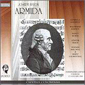 Haydn: Armida / Leitner, Janowitz, Burns, Kmentt, et al