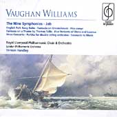 Vaughan Williams: The Nine Symphonies, etc / Handley, et al
