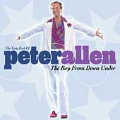 Peter Allen (Piano): The Very Best of Peter Allen: The Boy from Down Under