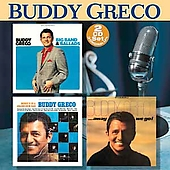 Buddy Greco: Big Band and Ballads/Buddy's in a Brand New Bag/Away We Go