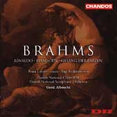 Brahms: Choral Works Vol 3 / Albrecht, et al