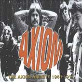 Axiom: The Axiom Archive 1969-1971