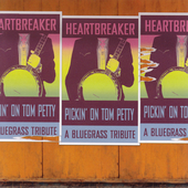 Various Artists: Pickin' on Tom Petty: Heartbreaker -- A Bluegrass Tribute