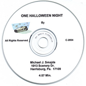 Michael J. Smajda: One Halloween Night [EP]