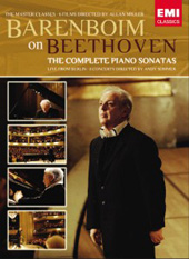 Barenboim on Beethoven The Complete Piano Sonatas / Sonatas 1 and 2 [DVD]
