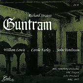 Strauss: Guntram, etc / Pritchard, Leitner, Farley, et al