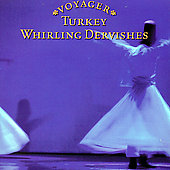 Various Artists: Voyager Series: Turkey - Whirling Dervishes
