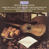 Musica per mandolino e chitarra del primo Ottocento