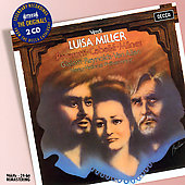 The Originals - Verdi: Luisa Miller / Maag, Pavarotti, et al