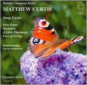 Curtis: Songs to Poems by Anne Harris / Vassiliou, et al