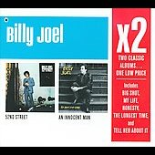 Billy Joel: 52nd Street/An Innocent Man [Box]