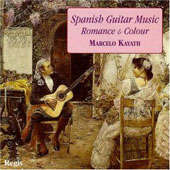 Spanish Guitar Music - Color & Romance - Tarrega, Granados, Albeniz, etc / Kayath