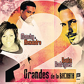 Various Artists: 2 Grandes de la Bachata