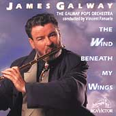 James Galway (Flute): The Wind Beneath My Wings