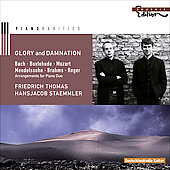 Glory and Damnation - Bach, Buxtehude, Mozart, Sweelinck, Brahms, etc / Thomas, Staemmler