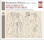 Britten: Complete Works for Oboe / Utkin, Hermitage Chamber Orchestra