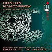 SCENE  Nancarrow: Studies for Player Piano / Ivo Janssen, Calefax Reed Quintet