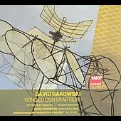 Rakowski: Winged Contraption, Persistent Memory, Piano Concerto, etc / Rose, Nonken, et al