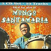 Mongo Santamaría: Only the Best of Mongo Santamaria [Box] *