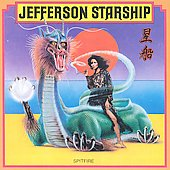 Jefferson Starship: Spitfire