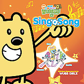 Various Artists: Wow! Wow! Wubbzy! Sing A Song