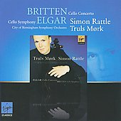 Britten: Cello Symphony;  Elgar: Cello Concerto / Truls Otterbech Mork