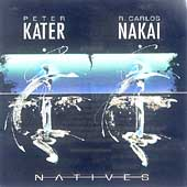 Peter Kater/R. Carlos Nakai: Natives