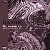 Haydn: Divertimentos For Wind