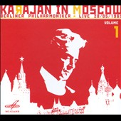 Karajan In Moscow, Vol. 1 - Beethoven: Symphonies nos 5 & 6 