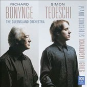 Grieg: Piano Concerto; Tchaikovsky: Piano Concerto No. 1 / Simon Tedeschi: piano; The Queensland SO, Bonynge